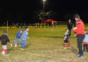 Minis & Juniors Skills Aquisition Program - Super League-3